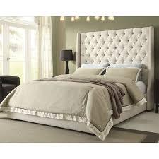 Eastern King Bed Park Ave Eastern King Bed In Desert Sand Nebraska Furniture Mart