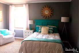 bedroom fascinating lovely sweet white and blue accent decor