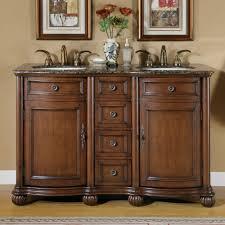 Bathroom Vanity With Sink Top  Best Bathroom Sink Cabinets - Bathroom vanities double sink wood