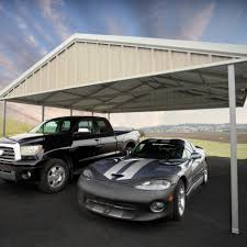 Steel Canopy Frame by Decorating 20 X 24 Steel Frame Carport Canopy For Outdoor