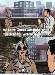 Archer Danger Zone Meme - archer memes 23 pics