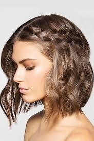 Hochsteckfrisurenen Zum Nachmachen Kurze Haare by Die Besten 25 Flechtfrisuren Kurze Haare Ideen Auf