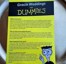 weddings for dummies gracie weddings for dummies pic