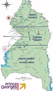 prince georges county map maps experience prince george s county md official tourism
