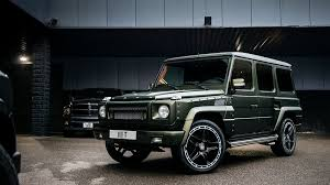 mercedes g class sale mercedes g wagen by kahn is a one and it s for sale