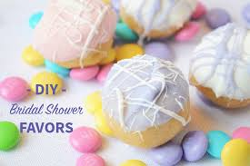 diy bridal shower favors diy bridal shower favors oreo truffles stuffed with m m s