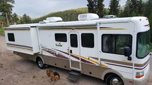 2002 fleetwood bounder 33r rvs for sale