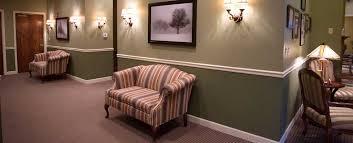 Interior Design Behrens Design  Development - Funeral home interior design