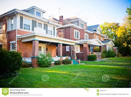 typical family homes stock photos image 35527013