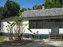 Florida Cracker House Marjorie Kinnan Rawlings Historic State Park Florida Hikes