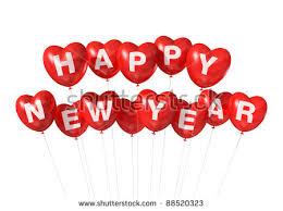 happy new year balloon happy new year balloons isolated stock illustration 66380350