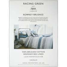 single grey striped duvet cover bed linen bed u0026 bath home