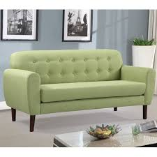 White Tufted Loveseat Tufted Loveseat Sofa Couch U Loveseat Traditional Sofa Tufted