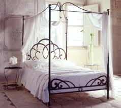 Wrought Iron Canopy Bed Iron Poster Bed Harvest Moon Iron Canopy Bed Iron Four Poster Bed