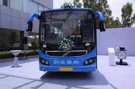 volvo corporate volvo buses rolls out next generation city bus with bmtc