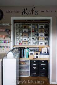 Craft Room Closet Organization - 251 best craft rooms images on pinterest craft space craft