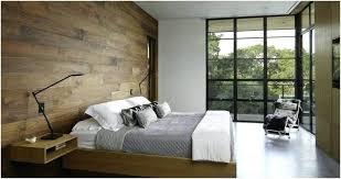 chambre avec mur en mur de chambre en bois chambre en lambris bois 9 d233corer un mur
