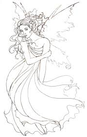 124 printables angels fairies images