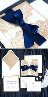 navy blue wedding invitations blue gold wedding invitations passport wedding invitations navy