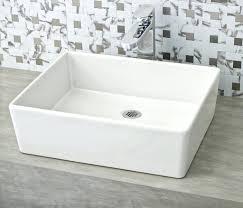 bathroom sink above counter bathroom sink vanity corner faucets