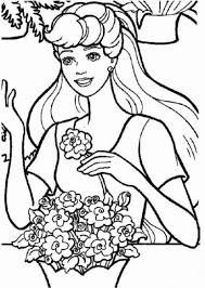 barbie printable coloring book download educational