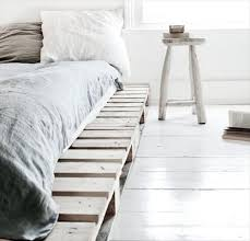 best 25 pallet platform bed ideas on pinterest diy bed frame