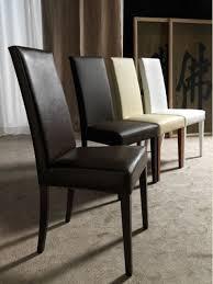 sedie pelle sedia vertigo 120 sedie ecopelle pelle sedute