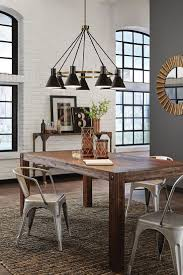 dining room awesome lamp ideas chandelier unique and rustic or