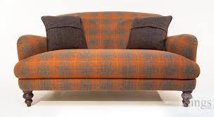 Tetrad Bowmore Chair Tetrad Harris Tweed Braemar Petit Sofa