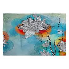 deny designs iveta abolina coral rug u0026 reviews wayfair