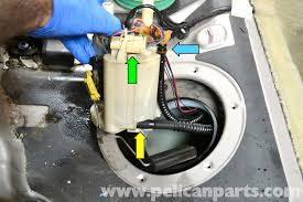mercedes benz w203 fuel pump replacement 2001 2007 c230 c280