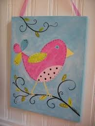 Best  Canvas Painting Kids Ideas On Pinterest Canvas Ideas - Canvas art for kids rooms