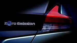 nissan australia general manager a little more 2018 nissan leaf revealed behind the wheel