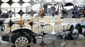 jipsi jeep modified gypsy in luxmi motor garage youtube