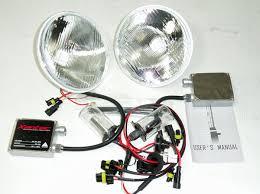 hid lights for classic cars great british cars 7 10000k hid headl kit mini mg triumph