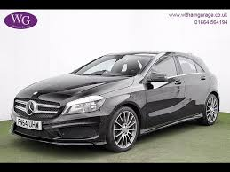mercedes amg 64 used 2014 64 mercedes a class a200 cdi amg sport 5dr for