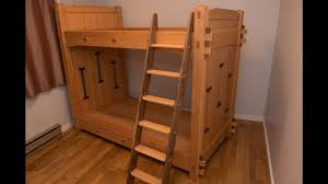 Best Bunk Bed Woodworking The Worlds Best Bunk Beds