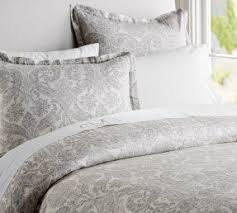Duvet Club Damask Duvet Cover King Foter