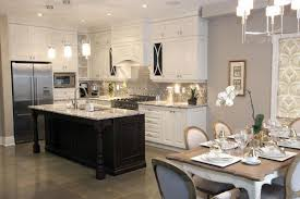 transitional kitchen designs photo gallery transitional kitchen ideas with white cabinet and ceramic floor