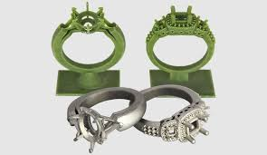 jewelry for jewelry 3d printing envisiontec