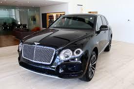 onyx bentley interior 2018 bentley bentayga w12 onyx stock 8n019372 for sale near