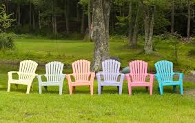 Outdoor Furniture Plastic by How To Restore Plastic Lawn Chairs Hunker