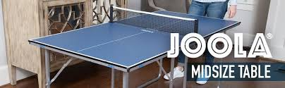 Amazon Ping Pong Table Joola 19110 Midsize Table Tennis Table Tables Amazon Canada