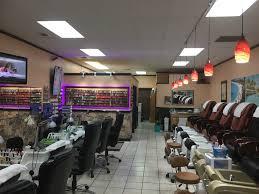exotic nails u0026 spa nails polish station