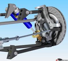 Cv Half Shaft Assembly by Grafting A C5 Rear Suspension On C3 Page 5 Vettemod Com