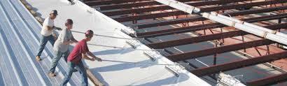 Insulation Blanket Under Metal Roof by 5 Purlin Glide Fp Silvercote