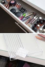 Makeup Vanity Storage Ideas 18 Diy Makeup Storage Ideas For Small Bedrooms Coco29