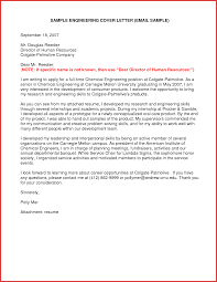engineering cover letter template gallery letter samples format