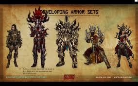 Fertigk He Gdc 2012 Diablo 3 Artworks Aus Dem Vortrag Von Art Director