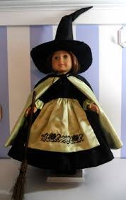 American Doll Halloween Costumes Kid U0027s Wicked Witch Costume Giada Costumes